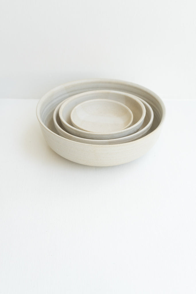 Colleen Hennessey Nested Bowls no. 306