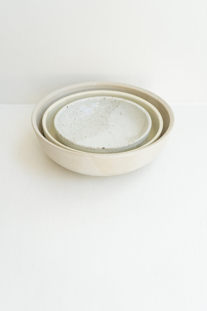 Colleen Hennessey Nested Bowls no. 315