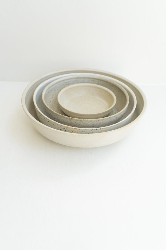 Colleen Hennessey Nested Bowls no. 327