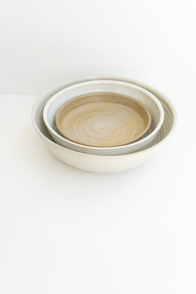 Colleen Hennessey Nested Bowls no. 343