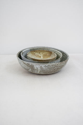 Colleen Hennessey Nested Bowls no. 759