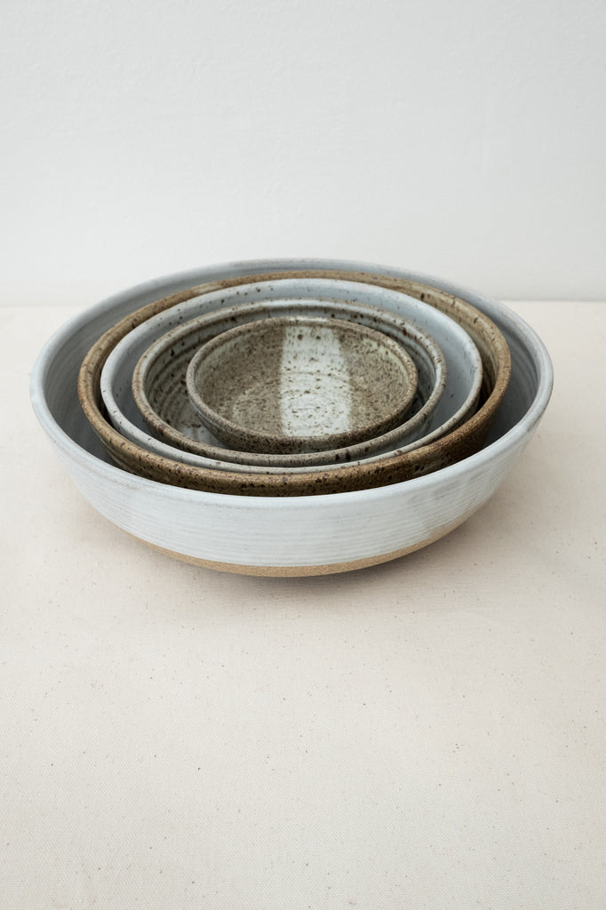 Colleen Hennessey Nested Bowls no. 513
