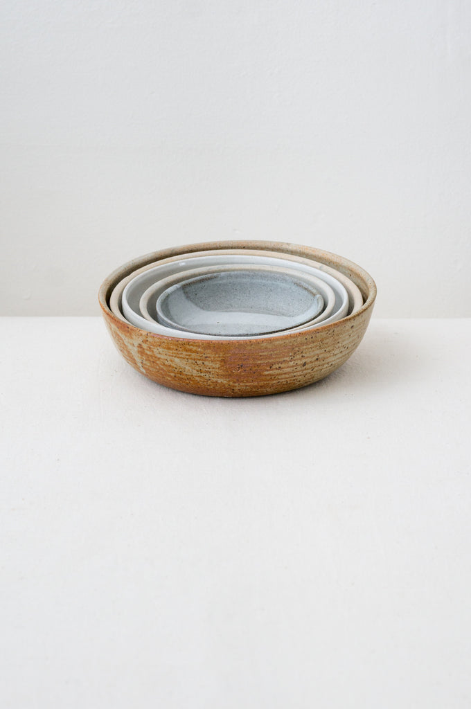 Colleen Hennessey Nested Bowls no. 555