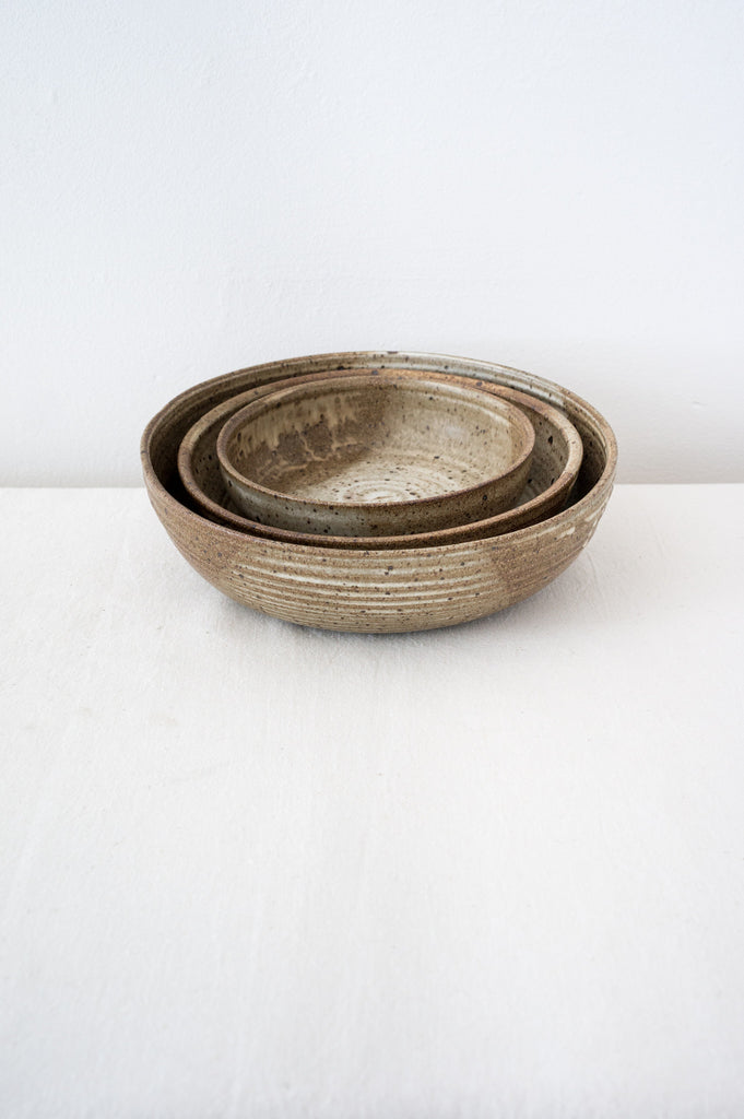 Colleen Hennessey Nested Bowls no. 601