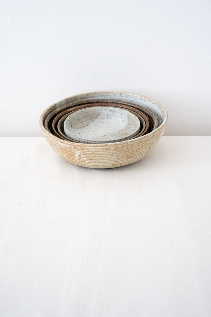 Colleen Hennessey Nested Bowls no. 602