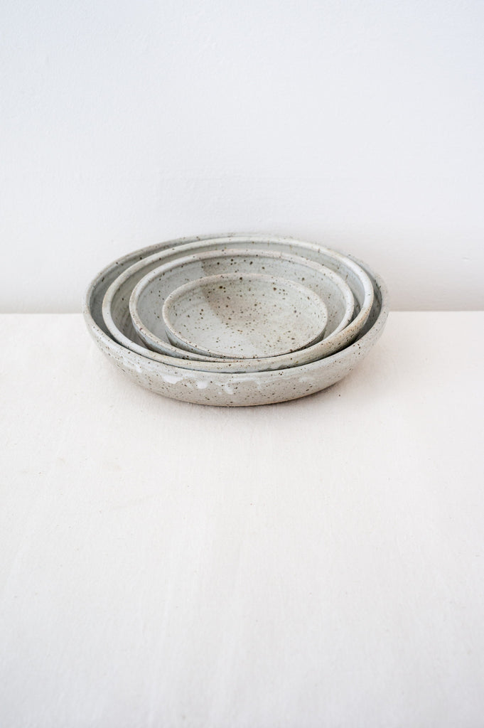 Colleen Hennessey Nested Bowls no. 620