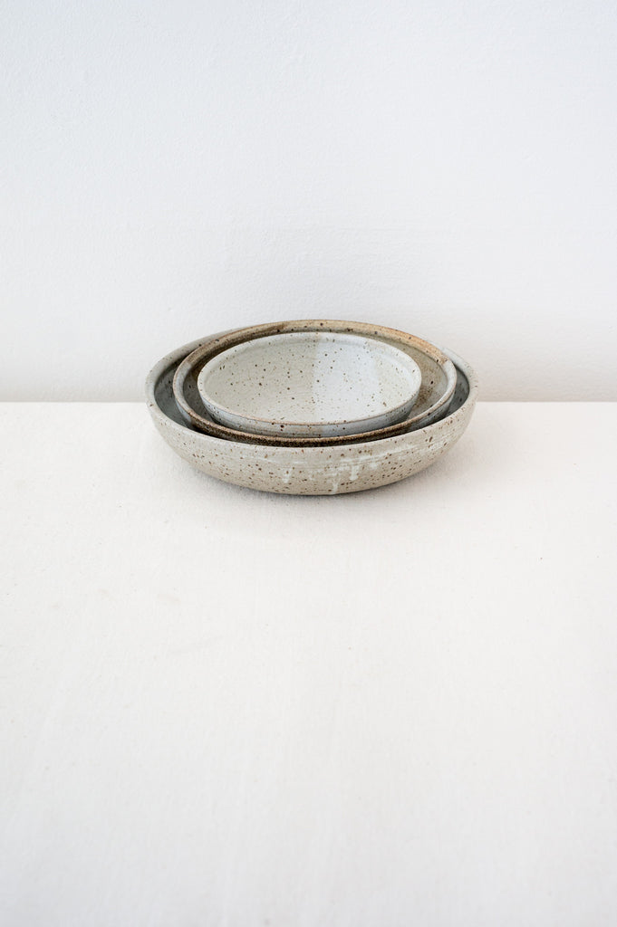 Colleen Hennessey Nested Bowls no. 623