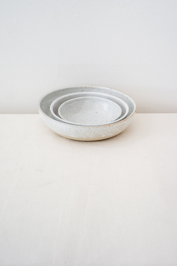 Colleen Hennessey Nested Bowls no. 627