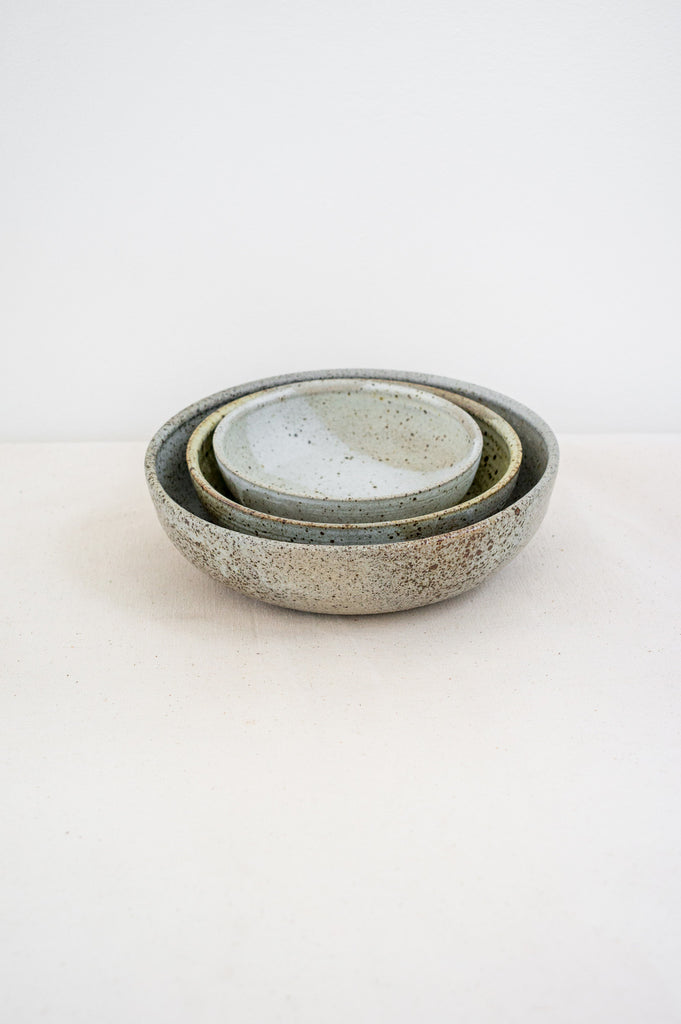 Colleen Hennessey Nested Bowls no. 754