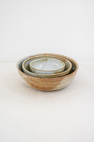 Colleen Hennessey Nested Bowls no. 755