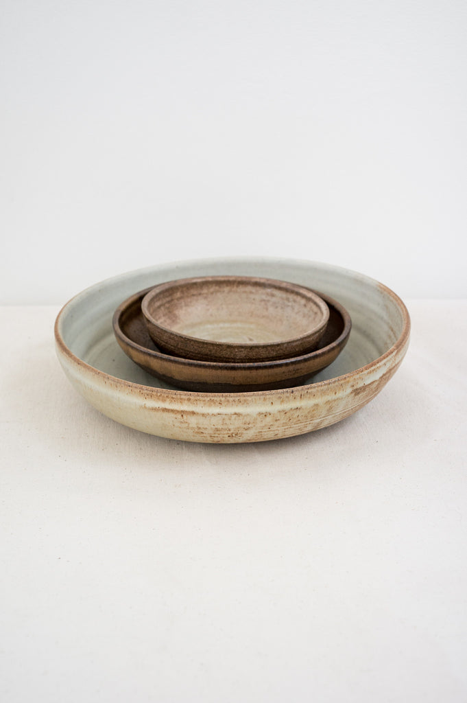 Colleen Hennessey Nested Bowls no. 762