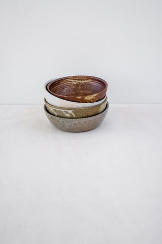 Colleen Hennessey Nested Bowls no. 826