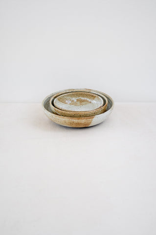 Colleen Hennessey Nested Bowls no. 828
