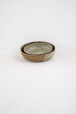 Colleen Hennessey Nested Bowls no. 831