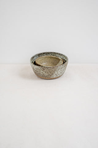 Colleen Hennessey Nested Bowls no. 852