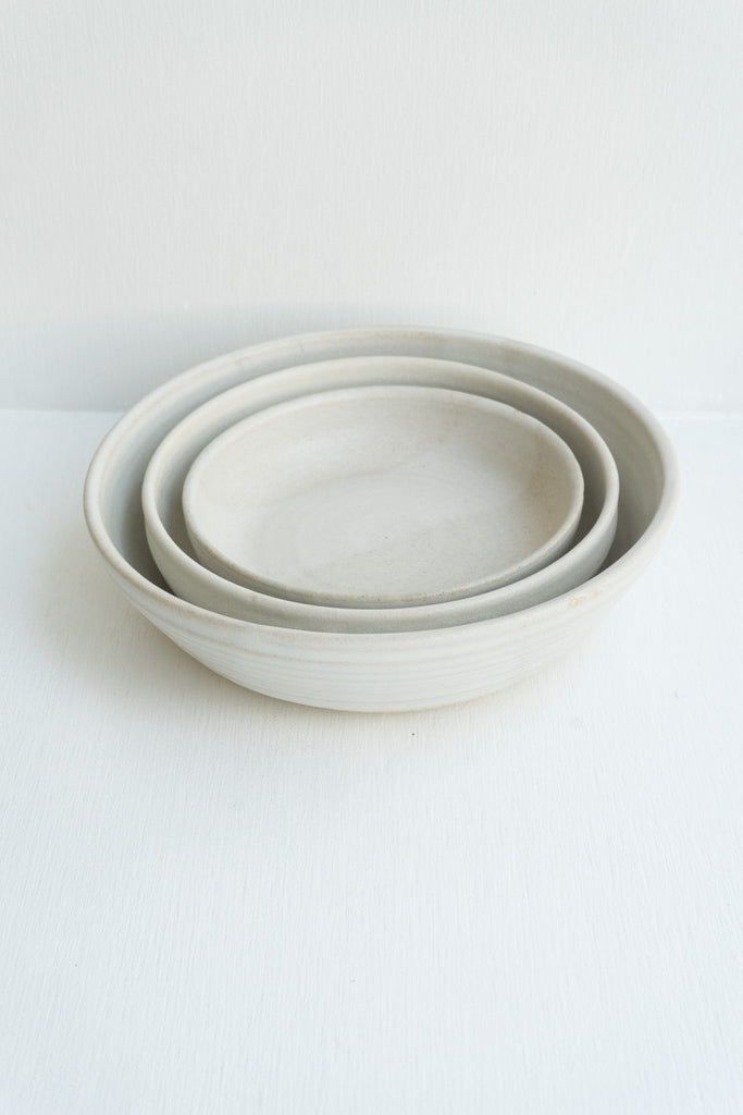 Colleen Hennessey Nested Bowls no. 123