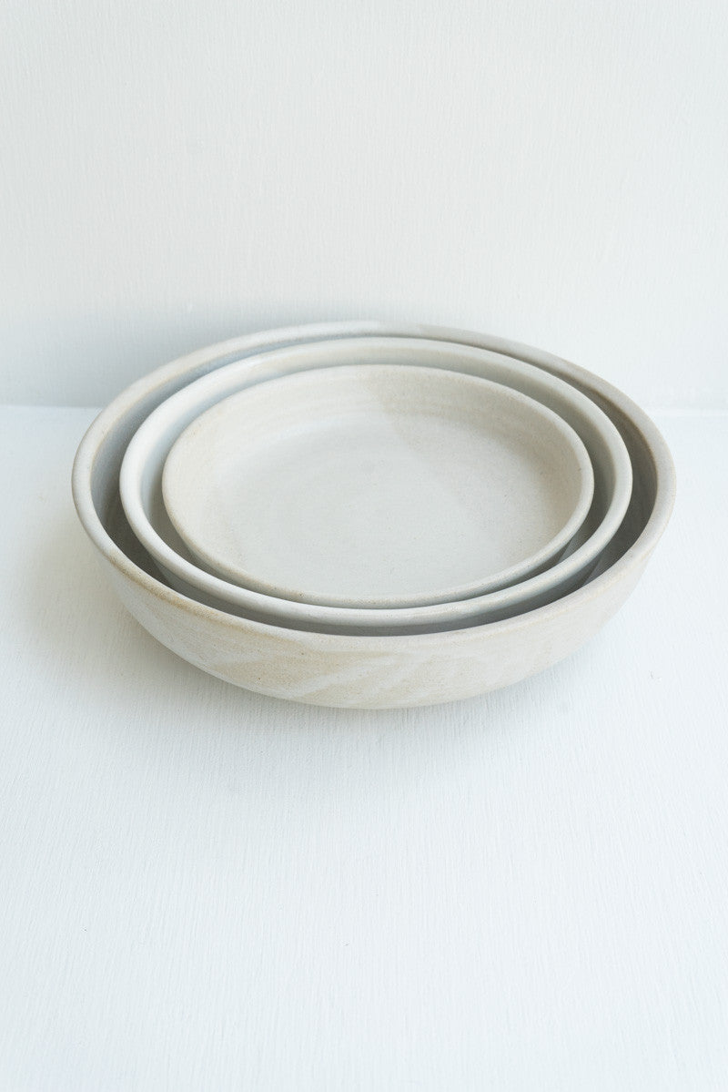 Colleen Hennessey Nested Bowls no. 135