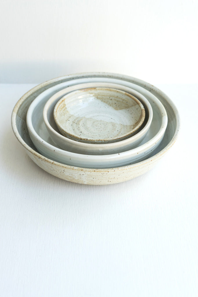 Colleen Hennessey Nested Bowls no. 406