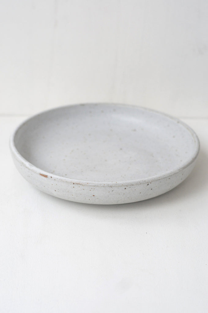 Malinda Reich Shallow Bowl no. 057