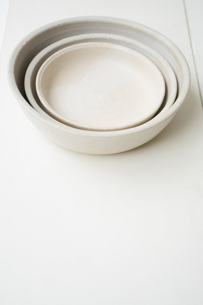 Colleen Hennessey Nested Bowls no. 074