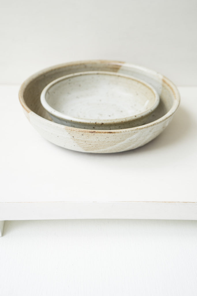 Colleen Hennessey Nested Bowls no. 077
