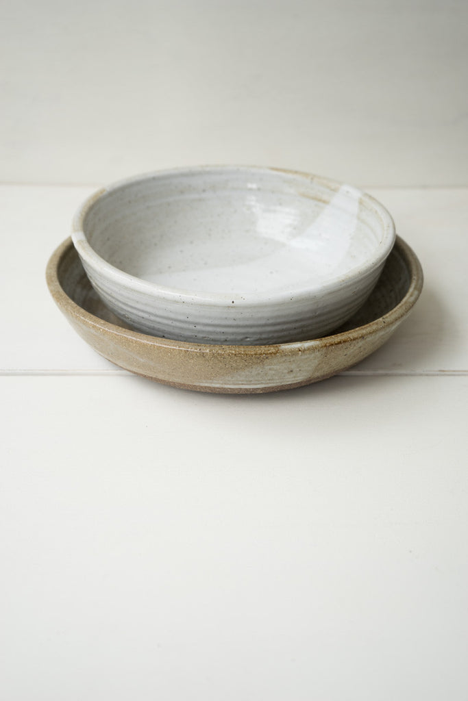 Colleen Hennessey Large Nested Bowls no. 086