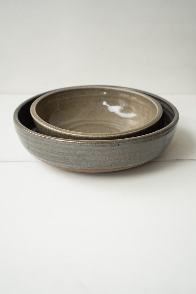 Colleen Hennessey Large Nested Bowls no. 087