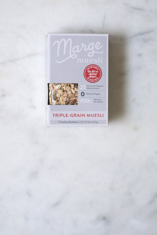 Marge - Triple-Grain Muesli