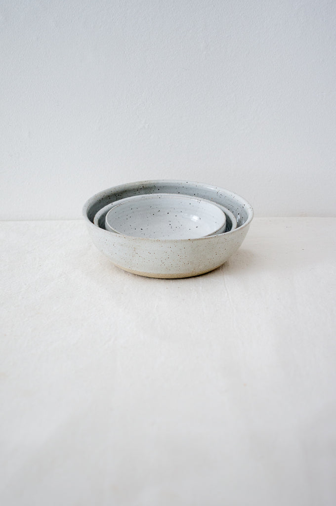 Colleen Hennessey Nested Bowls no. 704