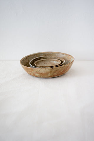 Colleen Hennessey Nested Bowls no. 707