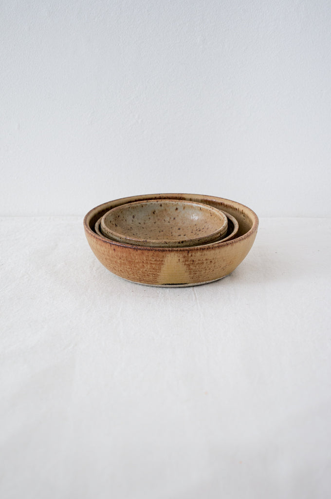 Colleen Hennessey Nested Bowls no. 715