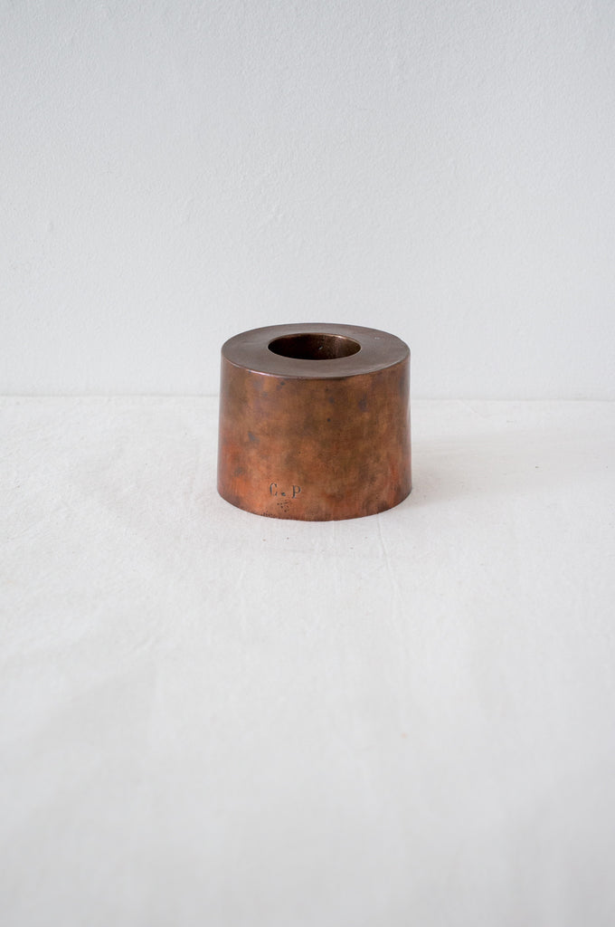 Vintage Copper Cake Mold