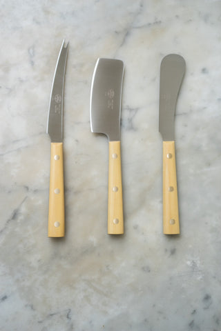 Coltellerie Berti Boxwood Cheese Knives