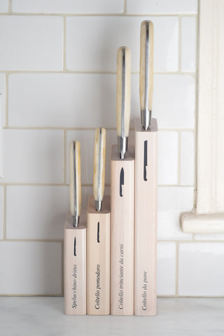 Coltellerie Berti Knife Set