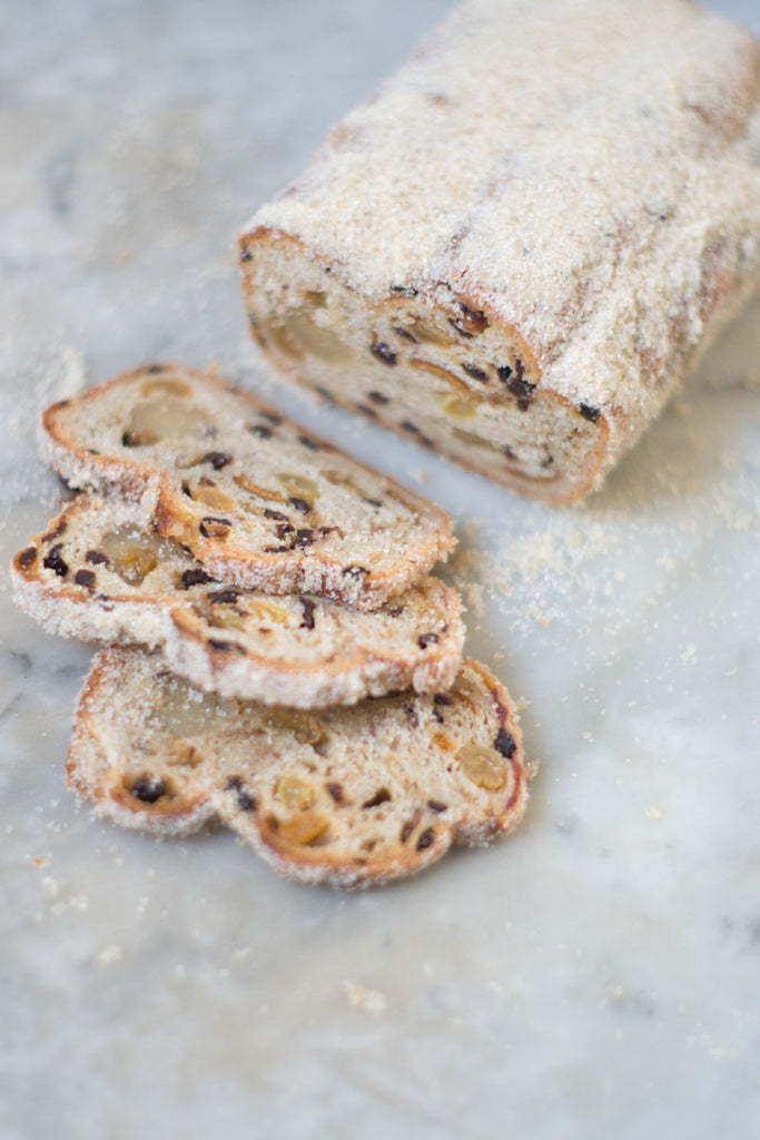 Big Sur Bakery Holiday Stollen