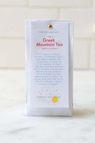 Daphnis and Chloe Greek Mountain Tea