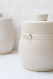 Fermentation Crock - Matte White Fog