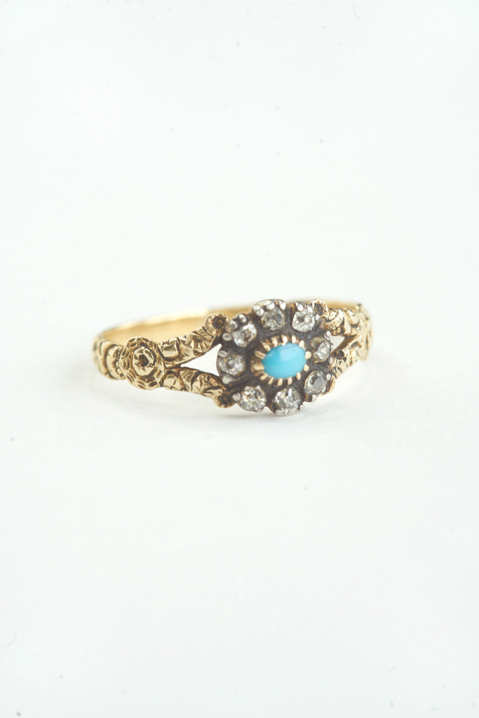 eternity cut rings diamond georgian mccormack jessica band diamonds gold pin yellow down wedding scalloped engagement