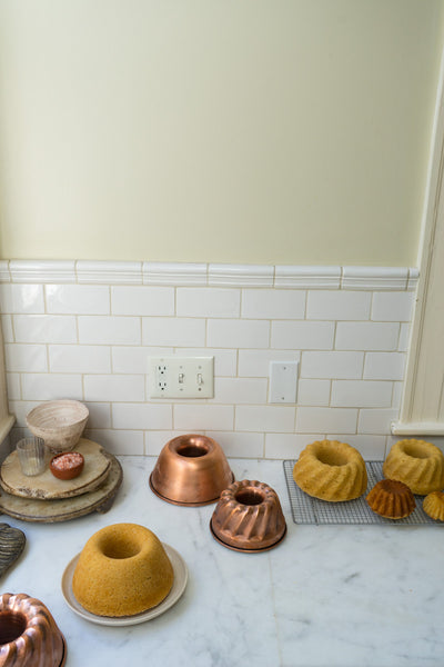 Copper Bundt Cake Pan 6 3 4 Inch Quitokeeto