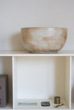 Hand-Thrown Atmospheric Bowl