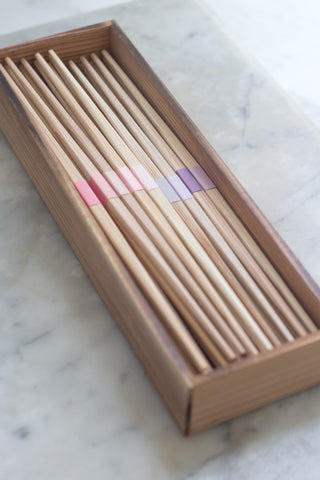 Young Cedar Chopsticks