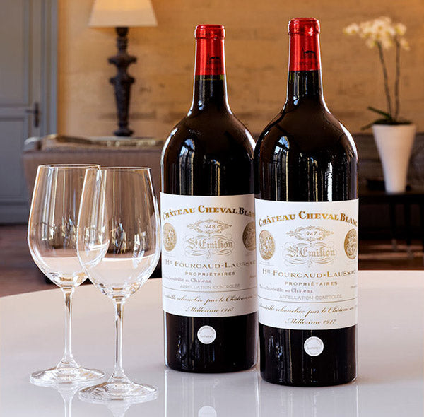 Top 5 most expensive wines in the world
