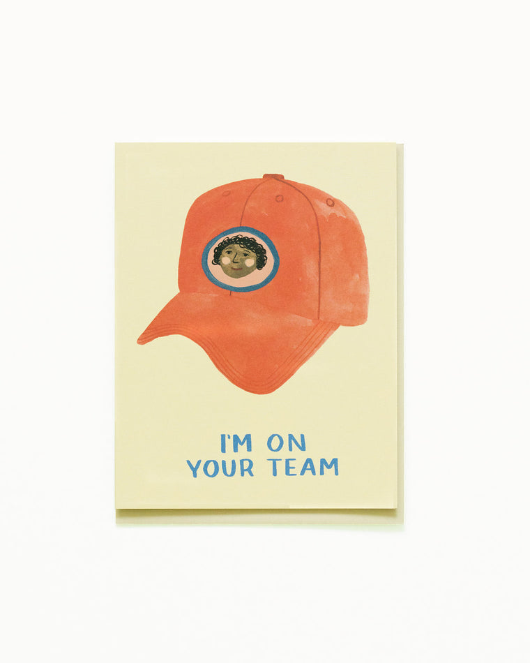 On Your Team Card