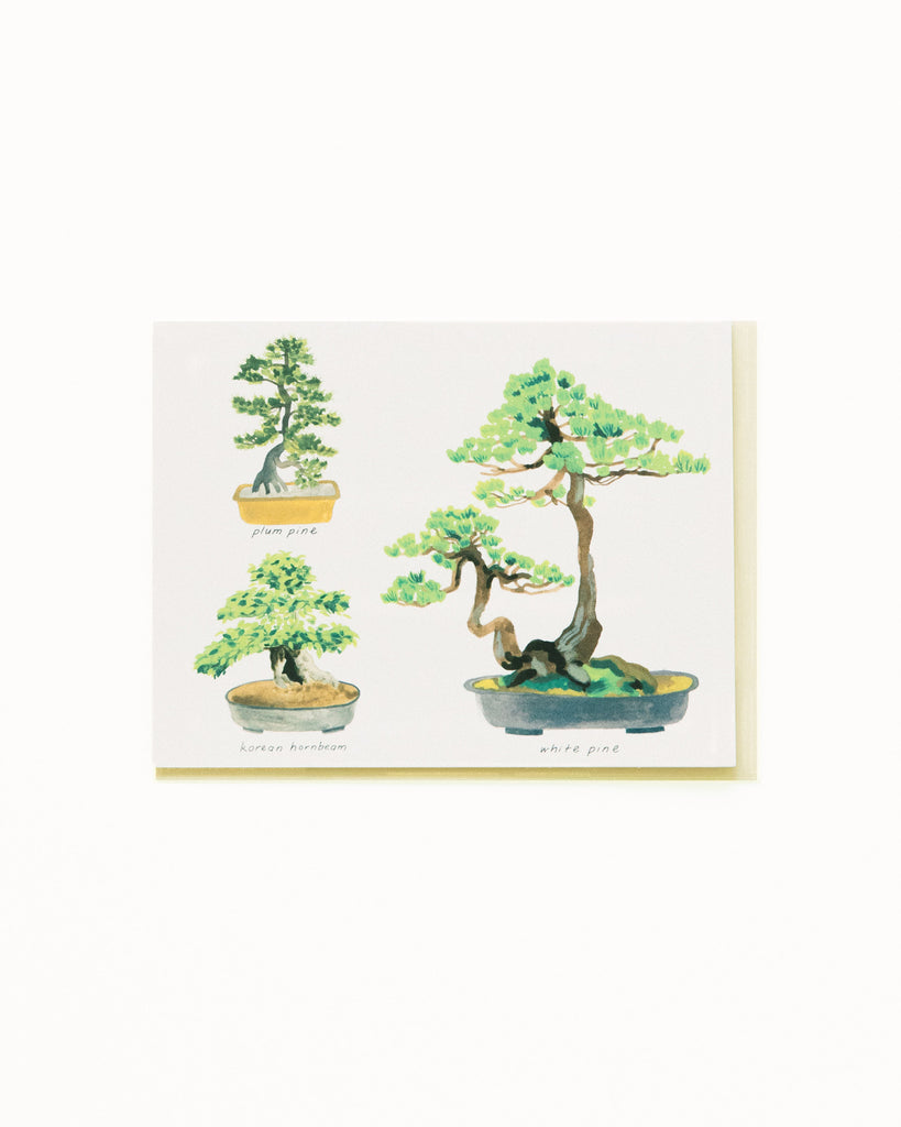 Bonsai 2 Card