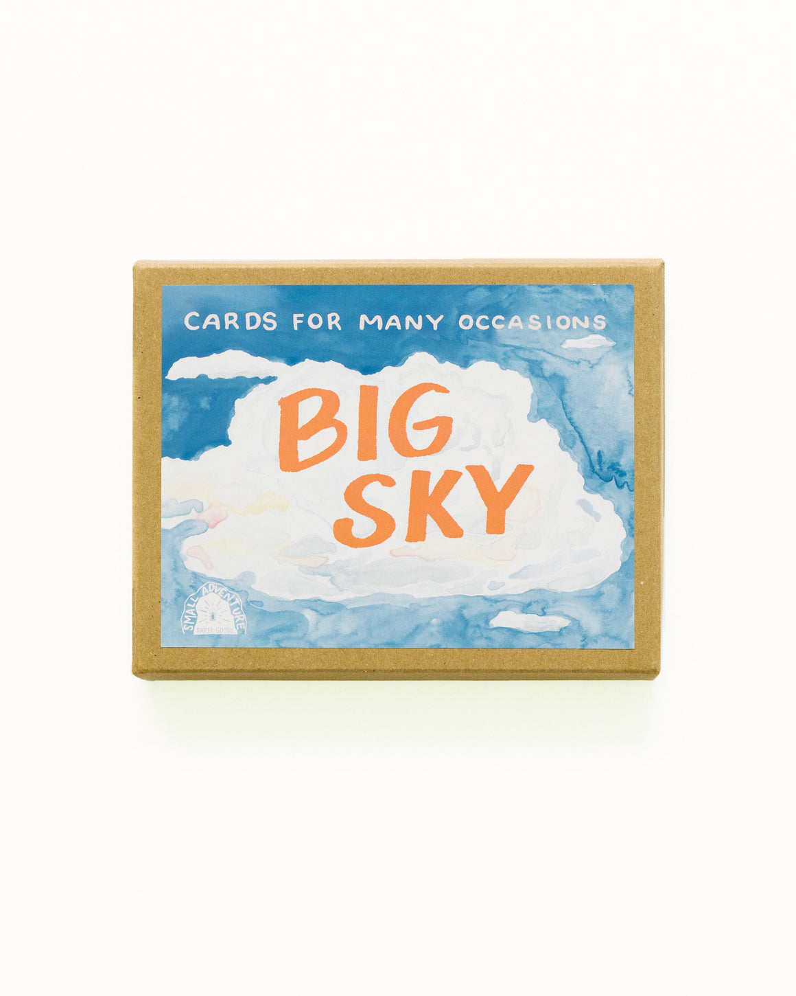 Big Sky Card Set