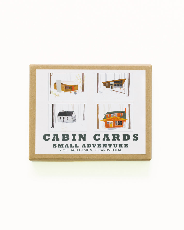 Cabin Card Set