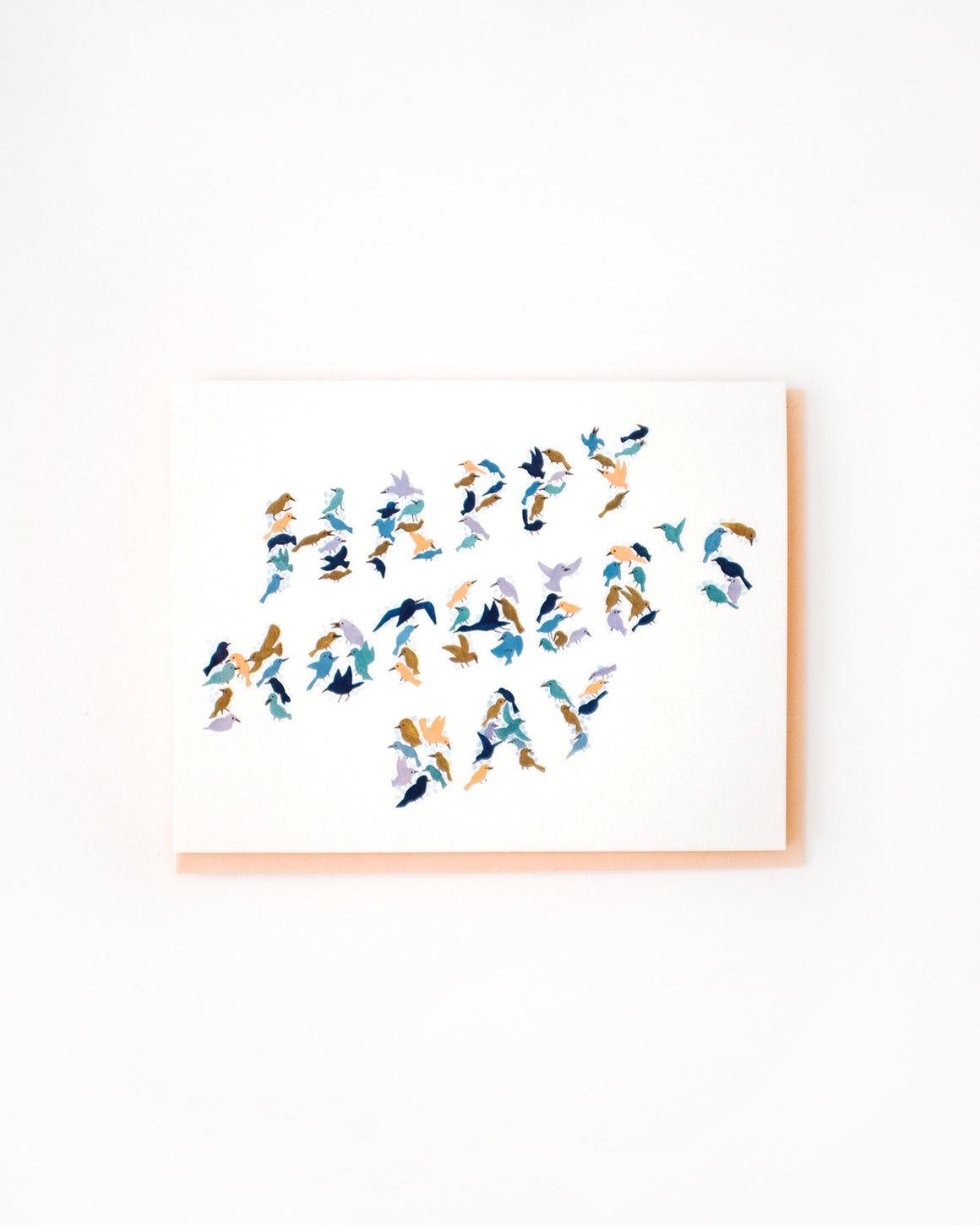 Mother's Day Tiny Birds Card
