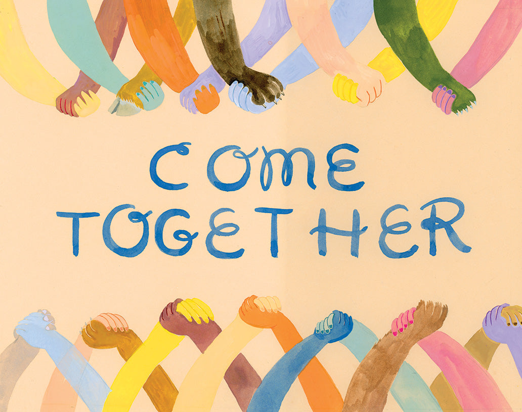 Come Together Print