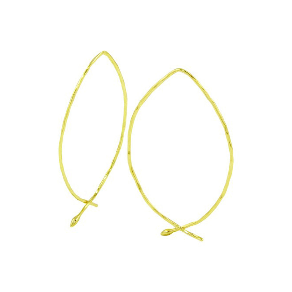 Wire Threader Earrings