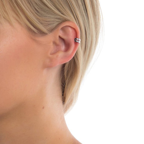 Two Line Ear Cuff Set